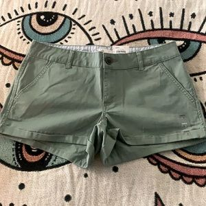 So NWT low rise shortie shorts